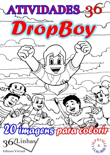 Atividades 36 - Dropboy - Volume 1 ebook by Ricardo Garay