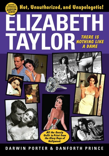 Elizabeth Taylor There Is Nothing Like A Dame