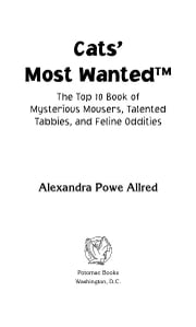 Cats' Most Wanted™ ebook by Alexandra Powe Allred