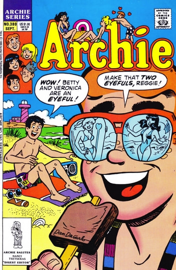 Archie #380 ebook by Archie Superstars