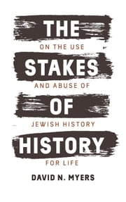 The Stakes of History - On the Use and Abuse of Jewish History for Life ebook by David N. Myers