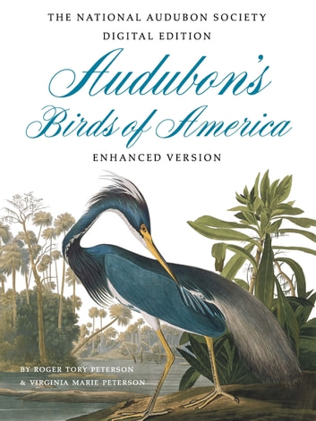 Audubon's Birds of America - The Audubon Society Baby Elephant Folio eBook by Roger Tory Peterson,Virginia Marie Peterson
