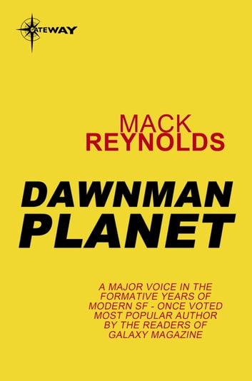 Dawnman Planet ebook by Mack Reynolds