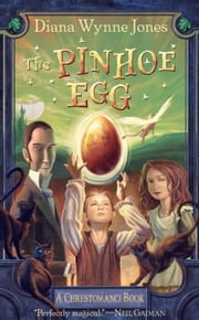 The Pinhoe Egg ebook by Diana Wynne Jones