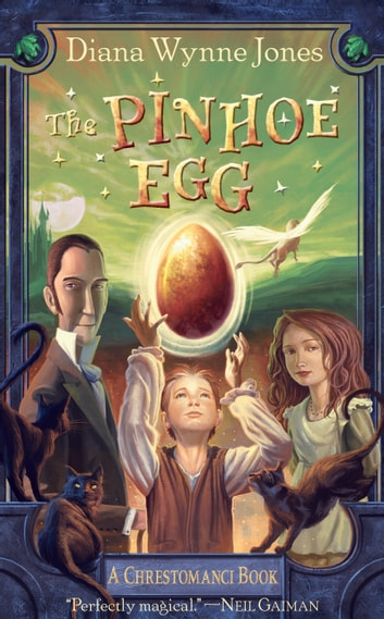 The Pinhoe Egg ebook by Diana Jones