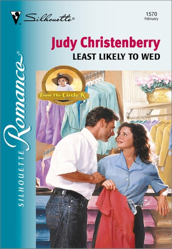 Least Likely to Wed ebook by Judy Christenberry