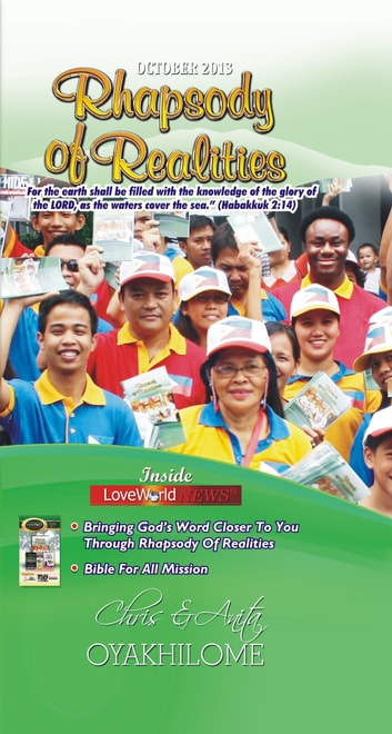 Rhapsody of Realities October 2013 Edition ebook by Pastor Chris Oyakhilome