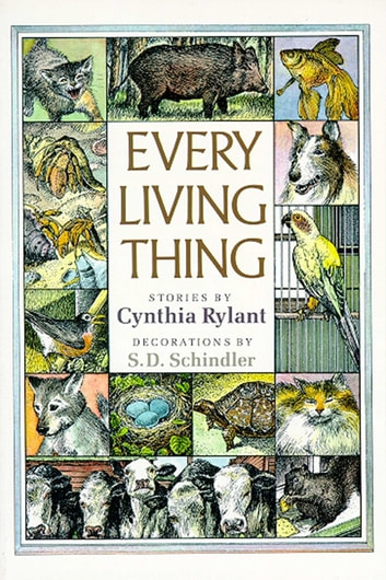 Every Living Thing ebook by Cynthia Rylant