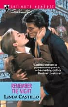 Remember the Night ebook by Linda Castillo