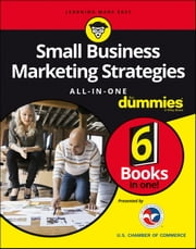 Small Business Marketing Strategies All-In-One For Dummies ebook by Consumer Dummies