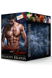 From Felicity With Love: Four Hot Paranormal Romance Books in One ebook by Felicity Heaton