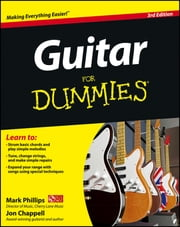 Guitar For Dummies ebook by Mark Phillips,Jon Chappell