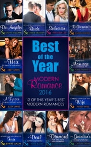 The Best Of The Year - Modern Romance 2016 ebook by Cathy Williams, Lynne Graham, Miranda Lee,...