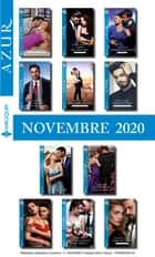 Pack mensuel Azur : 11 romans (Novembre 2020) ebook by Collectif
