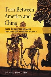 Torn between America and China: Elite Perceptions and Indonesian Foreign Policy ebook by Daniel Novotny