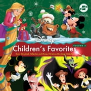 Children's Favorites, Vol. 3 - Scary Storybook Collection and Disney Christmas Storybook Collection sesli kitap by Disney Press