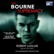 The Bourne Supremacy (Jason Bourne Book #2) - A Novel audiobook by Robert Ludlum