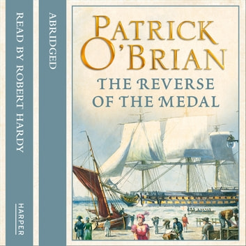 The Reverse of the Medal audiobook by Patrick O'Brian