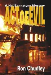 Act of Evil ebook by Ron Chudley