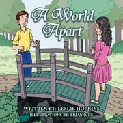 A World Apart ebook by Leslie Hopkins