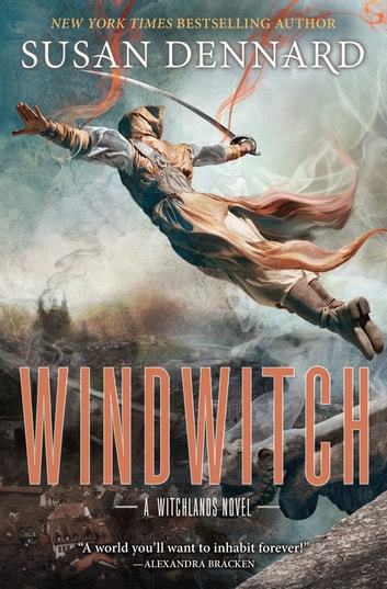 Windwitch - The Witchlands ebook by Susan Dennard
