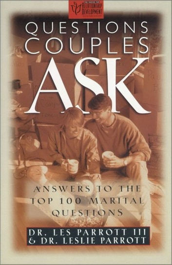 Questions Couples Ask Ebook By Les And Leslie Parrott