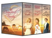 The Crawford Family Series - Prairie Romance ebook by Holly Bush