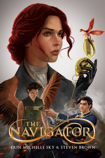 The Navigator ebook by Erin Michelle Sky,Steven Brown