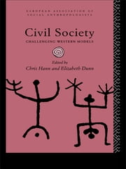 Civil Society - Challenging Western Models ebook by