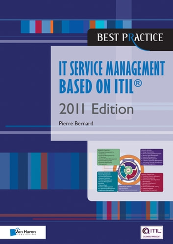 IT Service Management Based on ITIL® 2011 Edition ebook by Pierre Bernard
