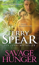 Savage Hunger ebook by Terry Spear