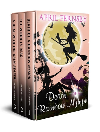 Brimstone Witch Mysteries - Box Set 3 ebook by April Fernsby
