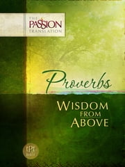Proverbs - Wisdom From Above ebook by Brian Simmons