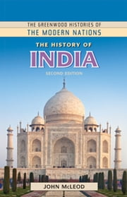 The History of India ebook by John McLeod