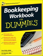 Bookkeeping Workbook For Dummies ebook by Jane Kelly,Lita Epstein