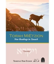 Torah MiEtzion: Vayikra - New Readings in Tanach ebook by Yeshivat Har Etzion Rabbis