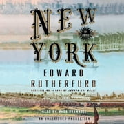 New York: The Novel audiobook by Edward Rutherfurd