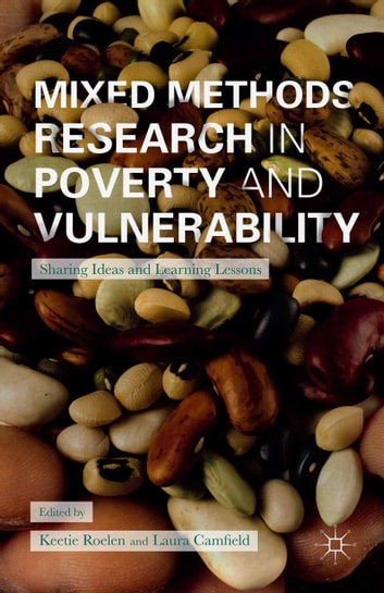 Mixed Methods Research in Poverty and Vulnerability - Sharing Ideas and Learning Lessons ebook by