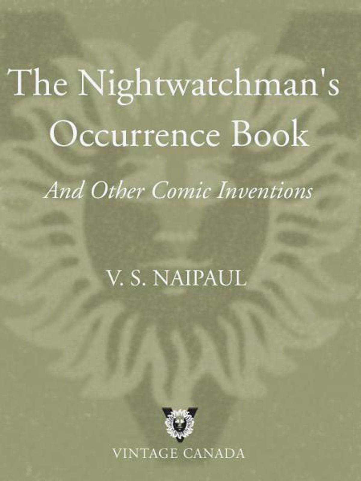 The nightwatchmans occurrence book: and other comic inventions