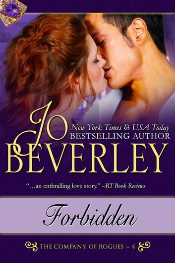 Forbidden (The Company of Rogues Series, Book 4) - Regency Romance ebook by Jo Beverley
