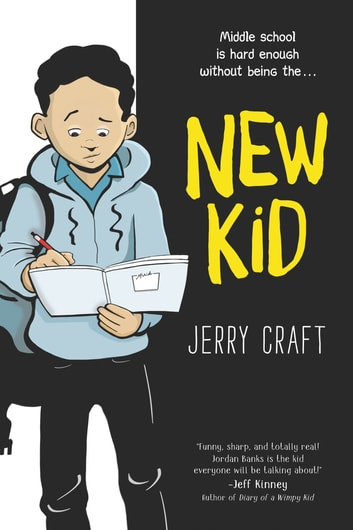 New Kid ebook by Jerry Craft