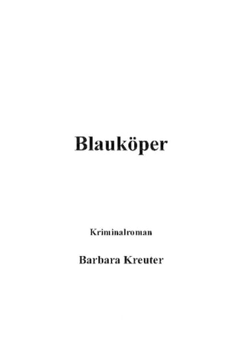 Blauköper eBook by Barbara Kreuter