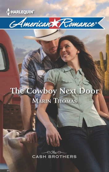The Cowboy Next Door ebook by Marin Thomas