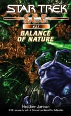 Star Trek: Balance of Nature ebook by Heather Jarman