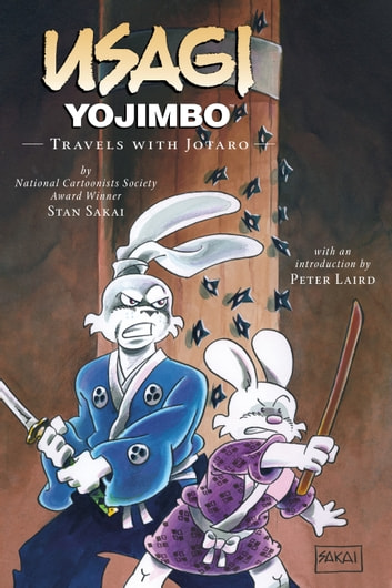 Usagi Yojimbo Volume 18: Travels with Jotaro ebook by Stan Sakai