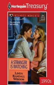 A Stranger Is Watching ebook by Linda Randall Wisdom