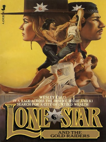 Lone Star 12 ebook by Wesley Ellis