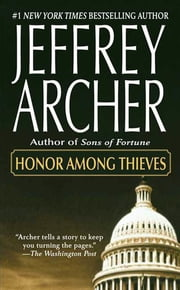 Honor Among Thieves 電子書 by Jeffrey Archer