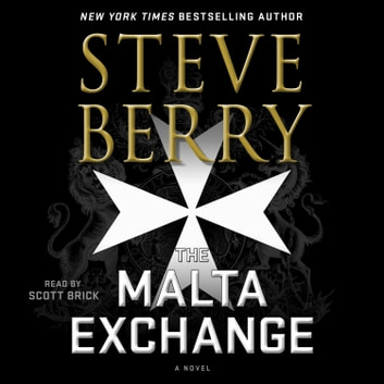 The Malta Exchange - A Novel audiobook by Steve Berry
