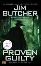 Proven Guilty ebook by Jim Butcher